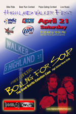 Bowling For Soup @ Highland Walker Fest produced by Memphis Sound Entertainment™!